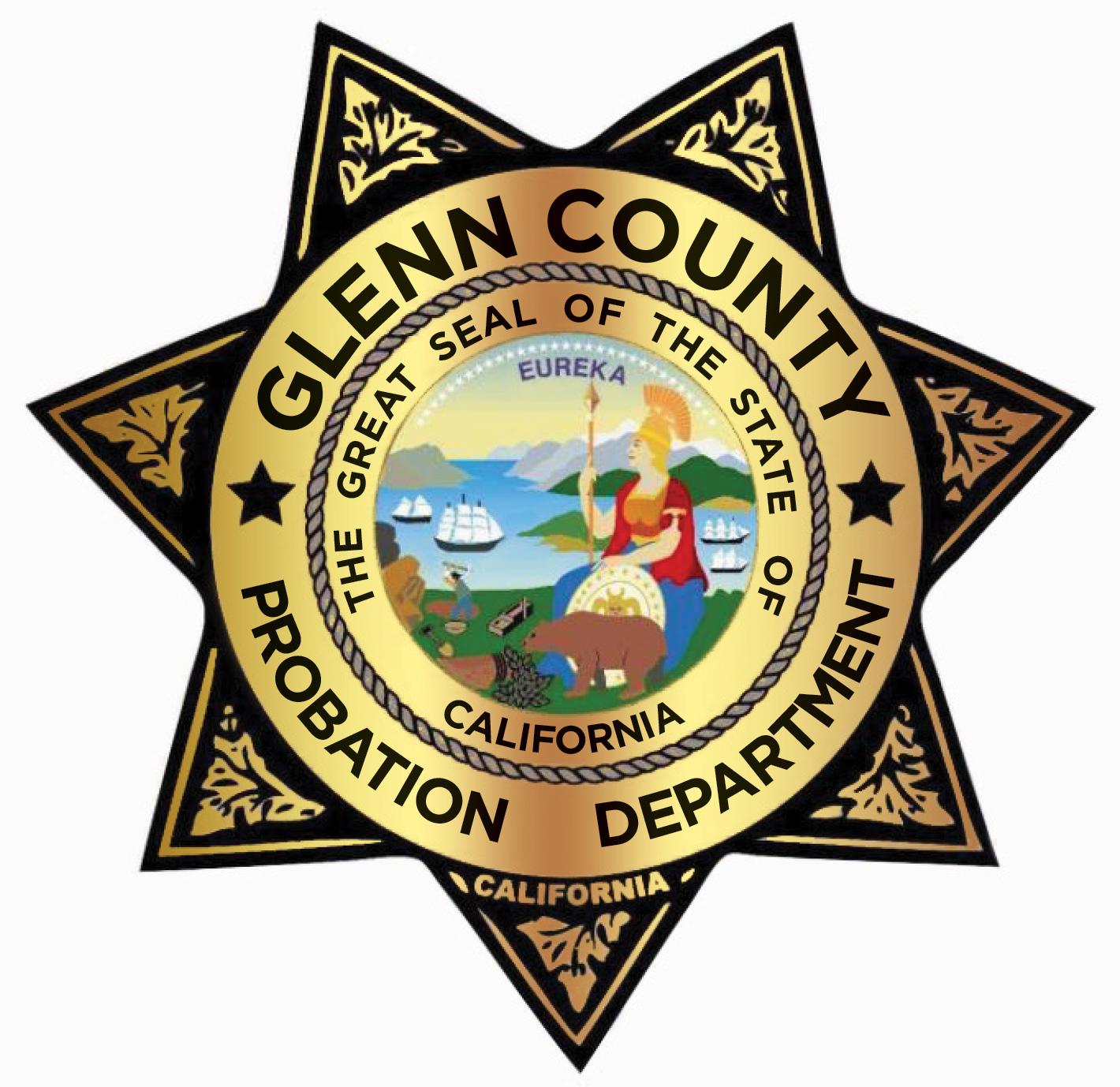 Glenn County Probation logo