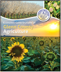 Glenn County Crop Report Plus Cover Page