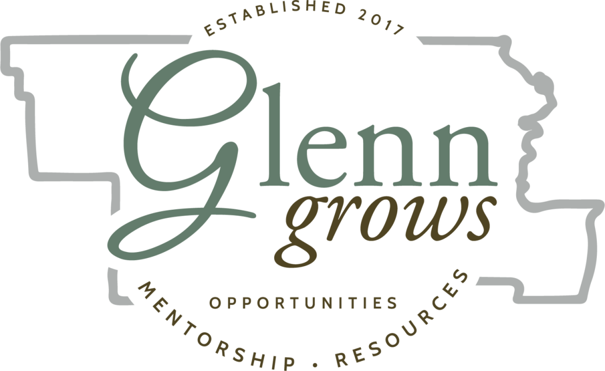 Glenn grows logo