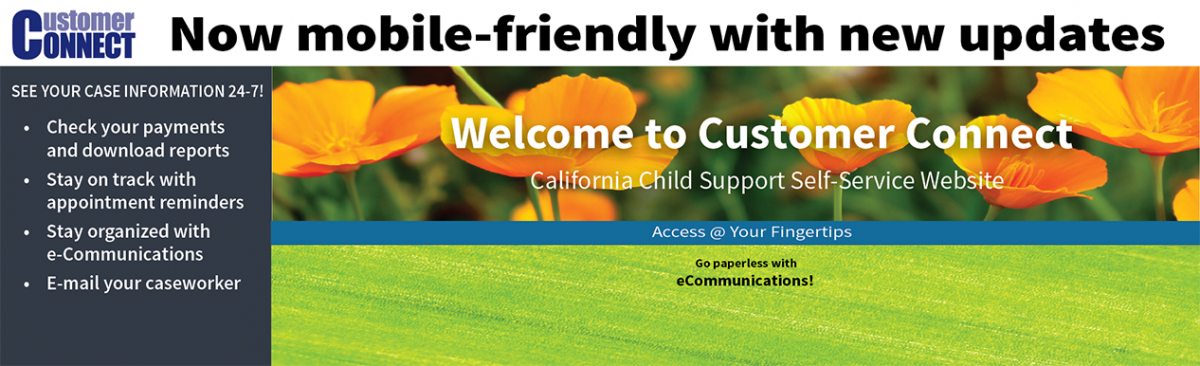 Hyperlinked Banner Image of 2019 Customer Connect information