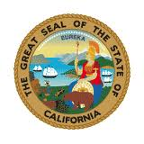California Seal Graphic