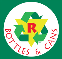 Recycle Bottles & Cans!