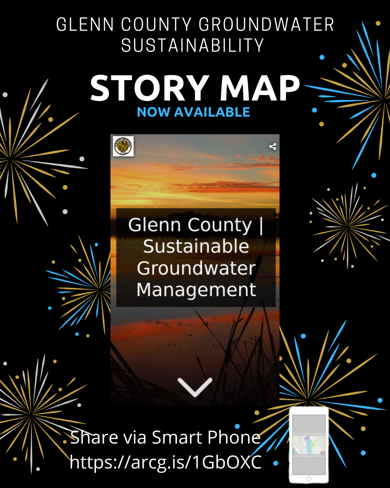 image of Sustainable Groundwater Management Story Map Annoucement