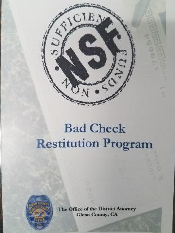 Bad Check image