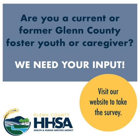 We need your input, take our survey.