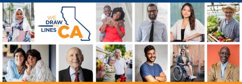 2020 California Citizens Redistricting Commission Community Input Meeting; Glenn County