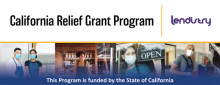 Picture of California Relief Grant Program Logo