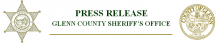 County of Glenn Sherrif department logo