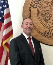 Picture of Supervisor Arnold